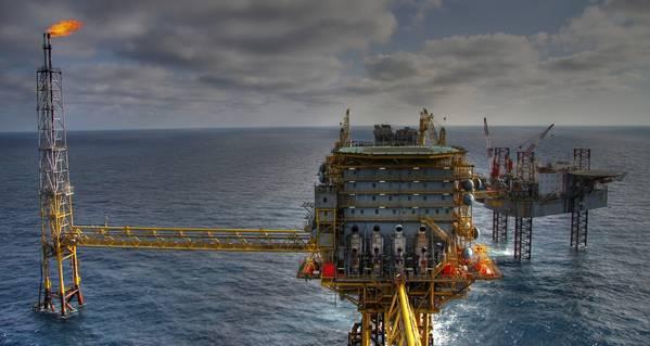 Offshore werken brengt verhoogde veiligheidseisen met zich mee