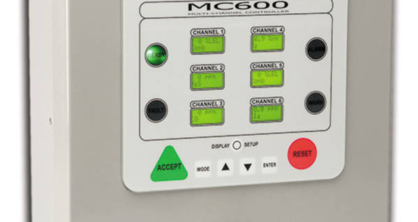 Waarom zou je kiezen voor een compact gasdetectiesysteem?